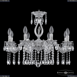 71402/8/210 A NW FA4S Подвесная люстра под бронзу из латуни Bohemia Ivele Crystal (Богемия), 7102