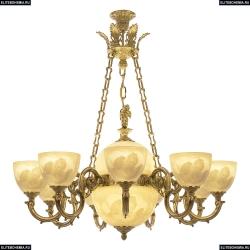 72003P/9/210 G Angel P1 U FA4M Y8 Подвесная люстра под бронзу из латуни Bohemia Ivele Crystal (Богемия), 7203