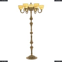 72003TP/6/175 G P1 U Pair Торшер под бронзу из латуни Bohemia Ivele Crystal (Богемия), 7203