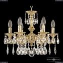 72101/6/125 A G Подвесная люстра под бронзу из латуни Bohemia Ivele Crystal (Богемия), 7201