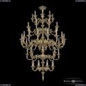 72101/8+8+16+8+8/360/5d GB Подвесная люстра под бронзу из латуни Bohemia Ivele Crystal (Богемия), 7201
