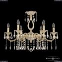72301/6/210 A GW Подвесная люстра под бронзу из латуни Bohemia Ivele Crystal (Богемия), 7201