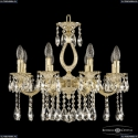 72301/8/175 A GW Подвесная люстра под бронзу из латуни Bohemia Ivele Crystal (Богемия), 7201