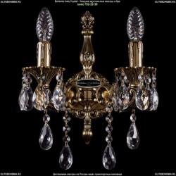 1800B/2/CK125IV/B/GB Хрустальное бра Bohemia Ivele Crystal