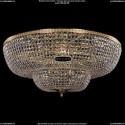 1910/100Z/G Хрустальная потолочная люстра Bohemia Ivele Crystal