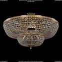 1910/80Z/G Хрустальная потолочная люстра Bohemia Ivele Crystal