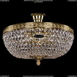 1911/40Z/G Хрустальная потолочная люстра Bohemia Ivele Crystal (Богемия)