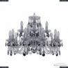 1402/10+5/240 Ni K781 Люстра Bohemia Ivele Crystal (Богемия)