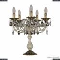 16106L8/5/141-47 GB K731 Настольная лампа Bohemia Ivele Crystal (Богемия)