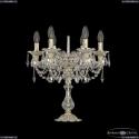 16106L8/6/141-47 GW Настольная лампа Bohemia Ivele Crystal (Богемия)