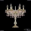 16110L8/6/141-47 G V7010 Настольная лампа Bohemia Ivele Crystal (Богемия)