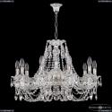 16206/10/240 NW Люстра Bohemia Ivele Crystal (Богемия)
