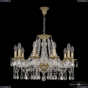 16213/10/240 FP Люстра Bohemia Ivele Crystal (Богемия)