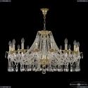 16213/16/360 G Люстра Bohemia Ivele Crystal (Богемия)