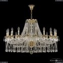 16213/20/400 G Люстра Bohemia Ivele Crystal (Богемия)