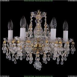 1410/6/141/G/V0300 Хрустальная подвесная люстра Bohemia Ivele Crystal