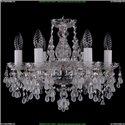 1410/6/141/Ni/V0300 Хрустальная подвесная люстра Bohemia Ivele Crystal