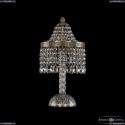 19201L4/H/20IV Pa Настольная лампа Bohemia Ivele Crystal (Богемия)