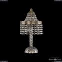 19201L4/H/20IV Pa R Настольная лампа Bohemia Ivele Crystal (Богемия)