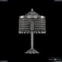 19201L6/25IV Ni Настольная лампа Bohemia Ivele Crystal (Богемия)