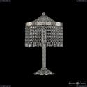19201L6/25IV Ni Leafs Настольная лампа Bohemia Ivele Crystal (Богемия)