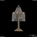19201L6/H/20IV Pa Drops Настольная лампа Bohemia Ivele Crystal (Богемия)