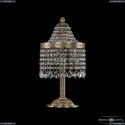 19201L6/H/20IV Pa Leafs Настольная лампа Bohemia Ivele Crystal (Богемия)