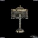 19202L4/25IV G Настольная лампа Bohemia Ivele Crystal (Богемия)