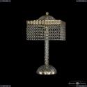 19202L4/25IV G R Настольная лампа Bohemia Ivele Crystal (Богемия)