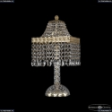 19202L4/H/20IV G Настольная лампа Bohemia Ivele Crystal (Богемия)