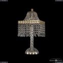 19202L4/H/20IV G Drops Настольная лампа Bohemia Ivele Crystal (Богемия)