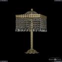 19202L6/25IV G Настольная лампа Bohemia Ivele Crystal (Богемия)
