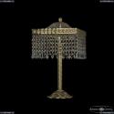 19202L6/25IV G Drops Настольная лампа Bohemia Ivele Crystal (Богемия)