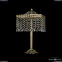 19202L6/25IV G Leafs Настольная лампа Bohemia Ivele Crystal (Богемия)