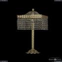19202L6/25IV G R Настольная лампа Bohemia Ivele Crystal (Богемия)