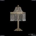 19202L6/H/20IV G Leafs Настольная лампа Bohemia Ivele Crystal (Богемия)