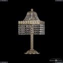 19202L6/H/20IV G R Настольная лампа Bohemia Ivele Crystal (Богемия)