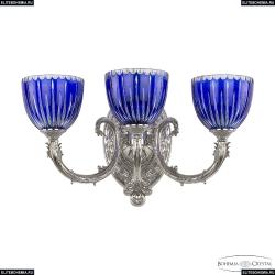 7109B12/3/210 Ni P1 U Clear-Blue/H-1K Бра Bohemia Ivele Crystal (Богемия)
