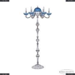 72009TP/6/175 NW P Aquamarine/M-1G Торшер Bohemia Ivele Crystal (Богемия)