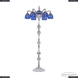 72009TP/6/175 NW P1 D Clear-Blue/H-1H FL2S Торшер Bohemia Ivele Crystal (Богемия)
