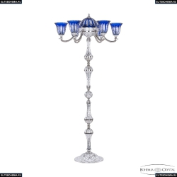 72009TP/6/175 NW P2 U Clear-Blue/H-1H Торшер Bohemia Ivele Crystal (Богемия)