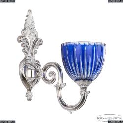 7203B14/1/175 NW P1 U Clear-Blue/H-1I Бра Bohemia Ivele Crystal (Богемия)