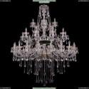 1415/20+10+5/530-180/3d/G Хрустальная большая люстра Bohemia Ivele Crystal