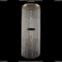 2142/40-100/G Хрустальная подвесная люстра Bohemia Ivele Crystal