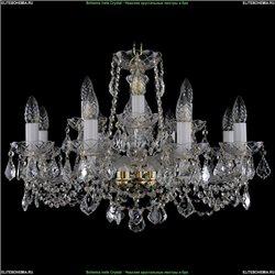 1413/8+4/220/L Хрустальная подвесная люстра Bohemia Ivele Crystal (Богемия)