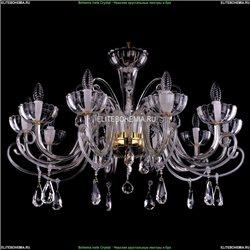 1333/10/380/G Хрустальная подвесная люстра Bohemia Ivele Crystal
