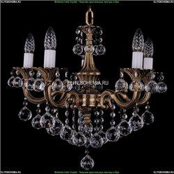 1702/5/CK175IV/B/FP/Balls Хрустальная подвесная люстра Bohemia Ivele Crystal