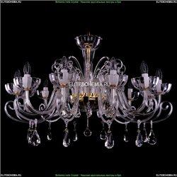1333/12/380/G Хрустальная подвесная люстра Bohemia Ivele Crystal