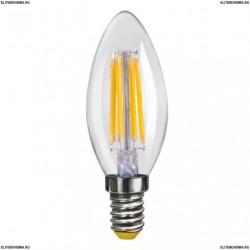 6997 (VG10-C1E14warm4W-F) Voltega Лампа светодиодная Свеча