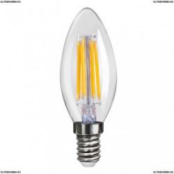 6998 (VG10-C1E14cold4W-F) Voltega Лампа светодиодная Свеча